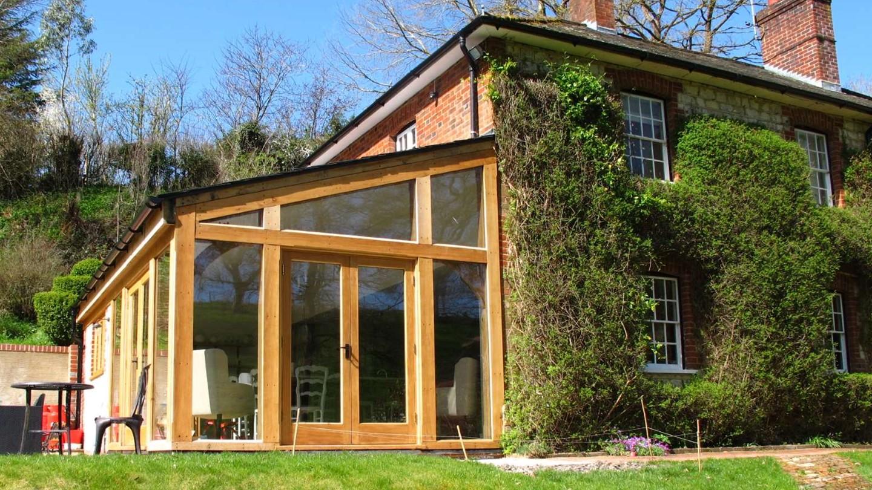 Garden Rooms - Five Oak Projects
